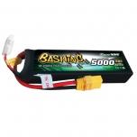 Gens ace 5000mAh 11.1V 3S1P 50C LiPo aku (XT90 pistik) Bashing Series