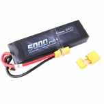 Gens ace 5000mAh 11.1V 50C 3S1P Lipo with XT90 Connector (For Traxxas)