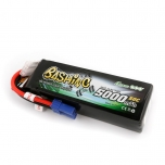 Gens ace 5000mAh 14.8V 4S1P 25C/50C Lipo Battery Pack with EC5 Plug-Bashing Series
