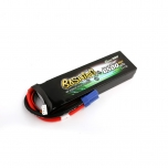 Gens ace 6500mAh 11.1V 30/60C 3S1P Lipo Battery Pack with EC5-Bashing Series