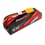 Gens ace 4500mAh 3S1P 11.1V 60C HardCase RC car Lipo Battery