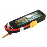 Gens ace 5000mAh 11.1V 3S1P 60C Lipo Battery Pack with XT90 Plug Bashing Series