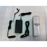 Wall Charger NiCd/NiMh 4-8 cell 12/230V 0,5/1/2,5A