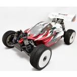 Hobao Hyper VSE Brushless Buggy 1/8 150A 6s RTR Red