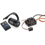 Hobbywing Ezrun MAX8 150A TRX-Plug / Motor SL-4274-2200 Combo 1/8