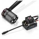 Hobbywing Xerun Axe540L R2-2100kV FOC Combo for Rock Crawler