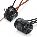 Hobbywing MAX10-3652SL-3300KV kombo (3.17mm võll) 1/10 Off-On-Road veekindel