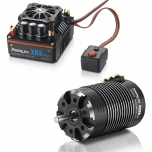 Hobbywing XR8 Plus-4268-B 1900KV Combo 1/8 Offroad Buggy