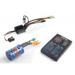 Hobbywing Ezrun 1/18 kombo A2 ESC 18A (V2)/ Mootor 5200kV 2030-18T