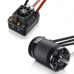 Hobbywing MAX10 SCT-3660SL-4000KV (5mm shaft) Combo, 1/10 SCT, Monster/Buggy Waterproof