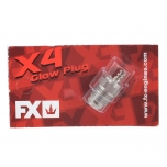 FX X4 glow plug