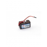 Intellect 2700mAh 7.4V RX LiPo Hump