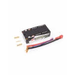 Intellect 5000mAh 120C 7.6V LiPo Shorty Pack LiHV