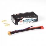 Intellect 5000mAh 120C 7.6V High Power Graphene Shorty Pack LiHV