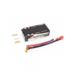 Intellect 6000mAh 120C 7.6V LiPo Shorty Pack LiHV