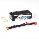 Intellect 6200mAh 120C 7.6V Long Runtime Graphene Shorty Pack LiHV