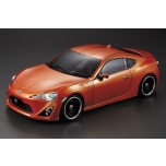 Killerbody Toyota 86 190mm Clear Body