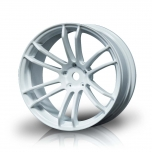 MST Drift wheels TSP white (+5mm Offset) (4 pcs)