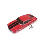 Kyosho Fazer Chevelle 1/10 Body shell set (Cranb Red)