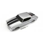 Kyosho Fazer Chevelle SS 454 LS6 1/10 Body shell set (Silver)