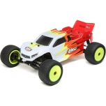 Losi Mini-T 2.0 1:18 RTR, brushed, red/white