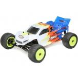 Losi Mini-T 2.0 1:18 RTR, brushed, blue/white