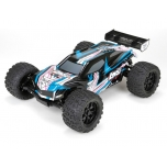 Losi 1/10 TEN-MT 4WD RTR AVC®, Blue/Black