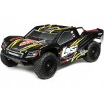Losi TENACITY SCT 4WD RTR with AVC Black/Yellow