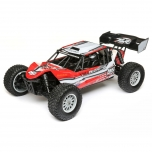 Losi 1/10 TENACITY-DB 4WD Desert Buggy RTR with AVC, Red/Grey