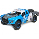 Losi 1/10 Ford Raptor Baja Rey 4WD RTR King Shocks