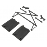 RR Twr Sup,X-Bar,Mud Guards:RR