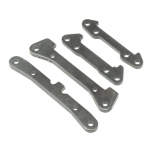 Pivot Pin Mount Set, Steel (4): TENACITY