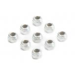 Losi Lock Nut M2x0.4x4mm (10 pcs)