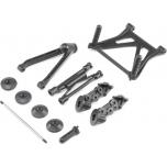 Losi Swivel Rear Body Mount Set: LST 3XL-E
