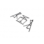 Losi Rear Top & Side Cage Set: 5IVE-T