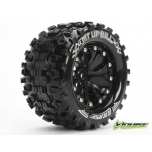 "Louise MT-UPHILL 1/10 Scale 12mm hex Traxxas Style Bead 2.8"" Monster Truck"