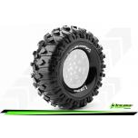 Louise CR-Rowdy 1.9' Super Soft tire with foam insert (2 pcs)