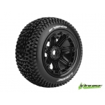 Louise ST-VIPER Sport-compound, black rim, 17mm hex