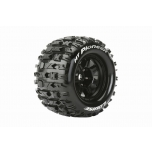 "Louise MFT MT-Pioneer 1/8 monster truck rehv, 3.8"" 1/2 offset, 17mm hex veljel (2 tk)"