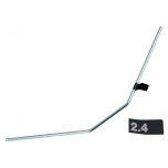 Front anti-roll bar 2.4 mm