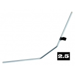 Front anti-roll bar 2.5 mm