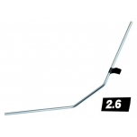 Front anti-roll bar 2.6 mm