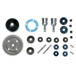 Center diff gear set
