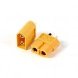 MSP XT60 plug (batt/device pair)