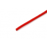 Silicone power wire 5,3 mm2 (10AWG) (red) 1m