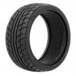 MST On Road Tire AD Realistic Rubber tire (4 pcs.)