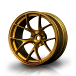 MST Drift wheels RID gold (+8mm Offset) (4 pcs)