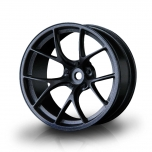MST Drift wheels RID graphite grey (+8mm Offset) (4 pcs)