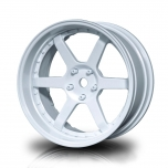 MST Drift W-W 106 wheels, white, changable offset (4pcs)