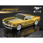 Matrixline Ford Mustang GT Clear Body 190mm + decal sheet&window masks